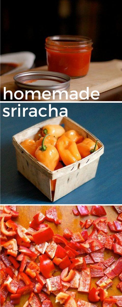 Homemade Sriracha. From Blossom to Stem | www.blossomtostem.net