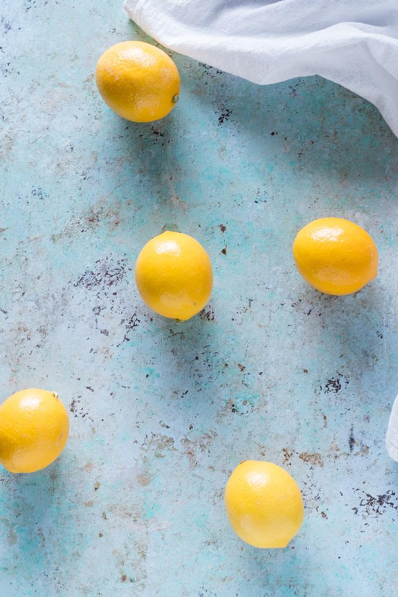 Meyer Lemon Ginger Curd