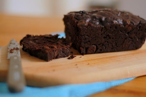 Double Chocolate Banana Bread. Speaks for itself. From Blossom To Stem | Because Delicious www.blossomtostem.net