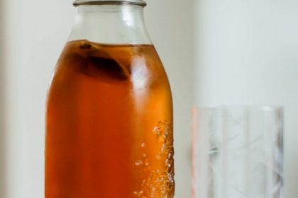 Cold Brewed Iced Tea. So easy. So refreshing. From Blossom To Stem | Because Delicious www.blossomtostem.net