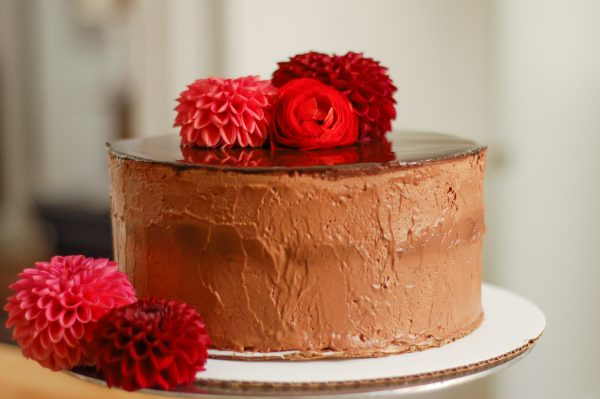 13 Ways of Looking at Chocolate Mousse Cake. From Blossom to Stem | www.blossomtostem.net