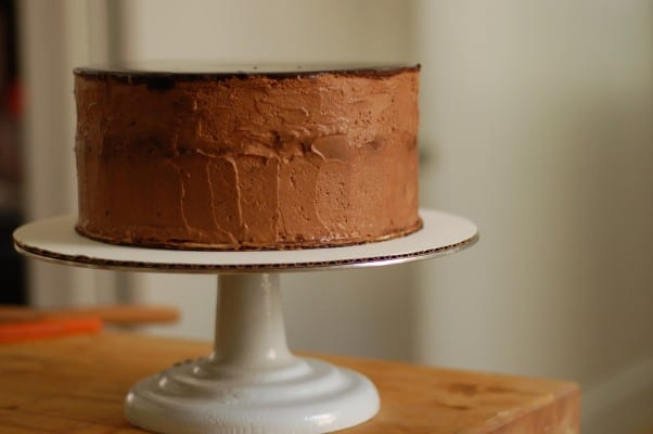 13 Ways of Looking at a Chocolate Cake. A showstopping cake for a special occasion. From Blossom to Stem | Because Delicious www.blossomtostem.net