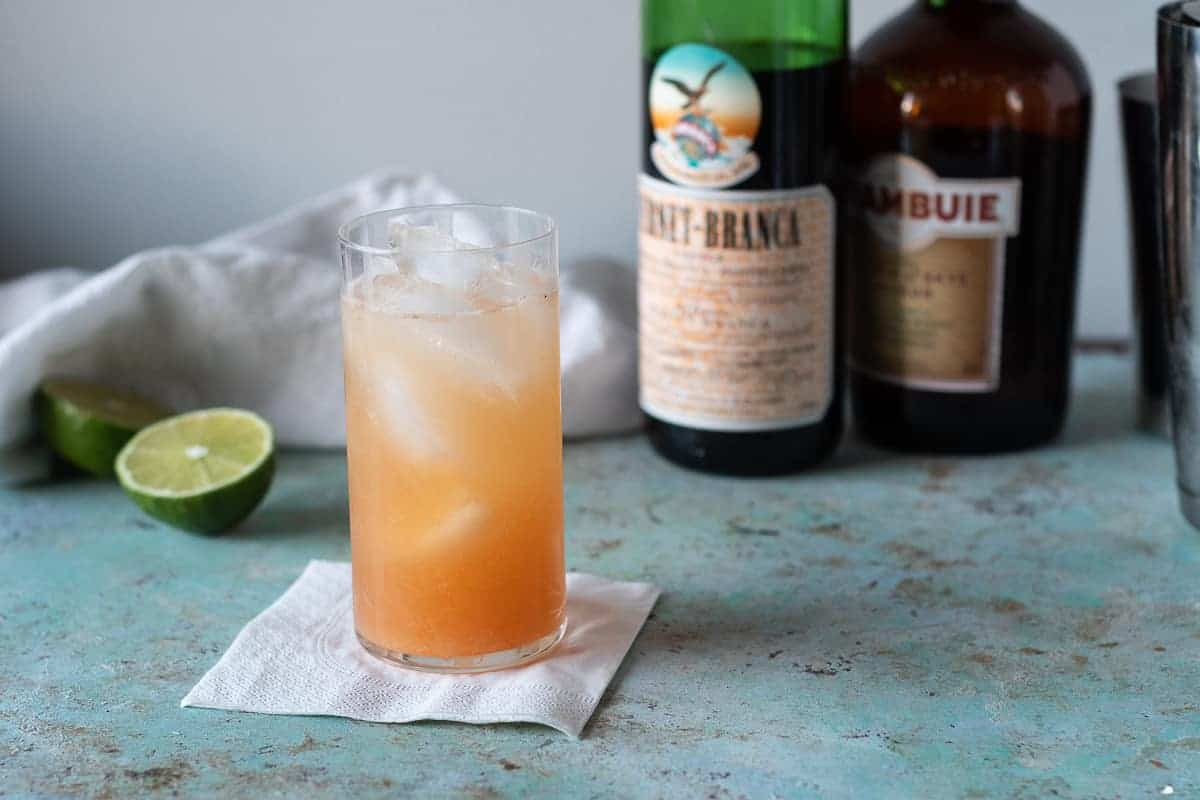 Kingston Club Cocktail