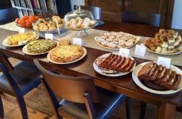 New Year's Day Brunch 2015