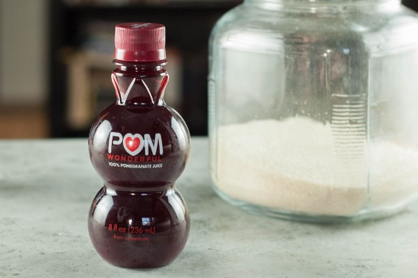 How to Make Grenadine. #cocktailbasics From Blossom to Stem | Because Delicious www.blossomtostem.net