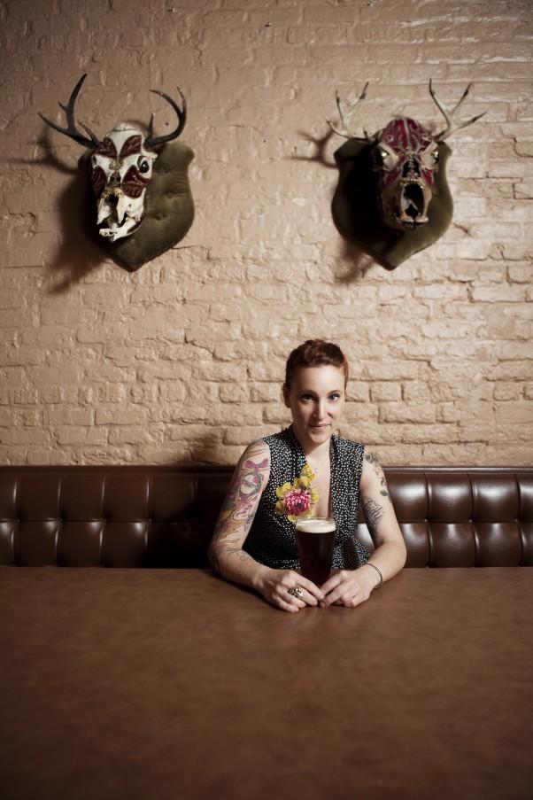 Mindy Segal (photograph by Dan Goldberg)