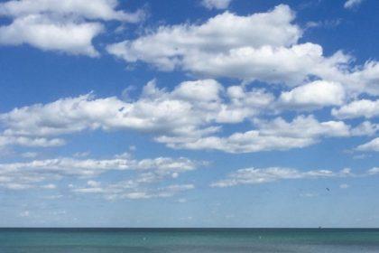 Foster Beach, Chicago, Lake Michigan | August 2015 | Blossom to Stem www.blossomtostem.net
