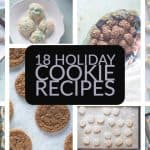 18 Holiday Cookie Recipes