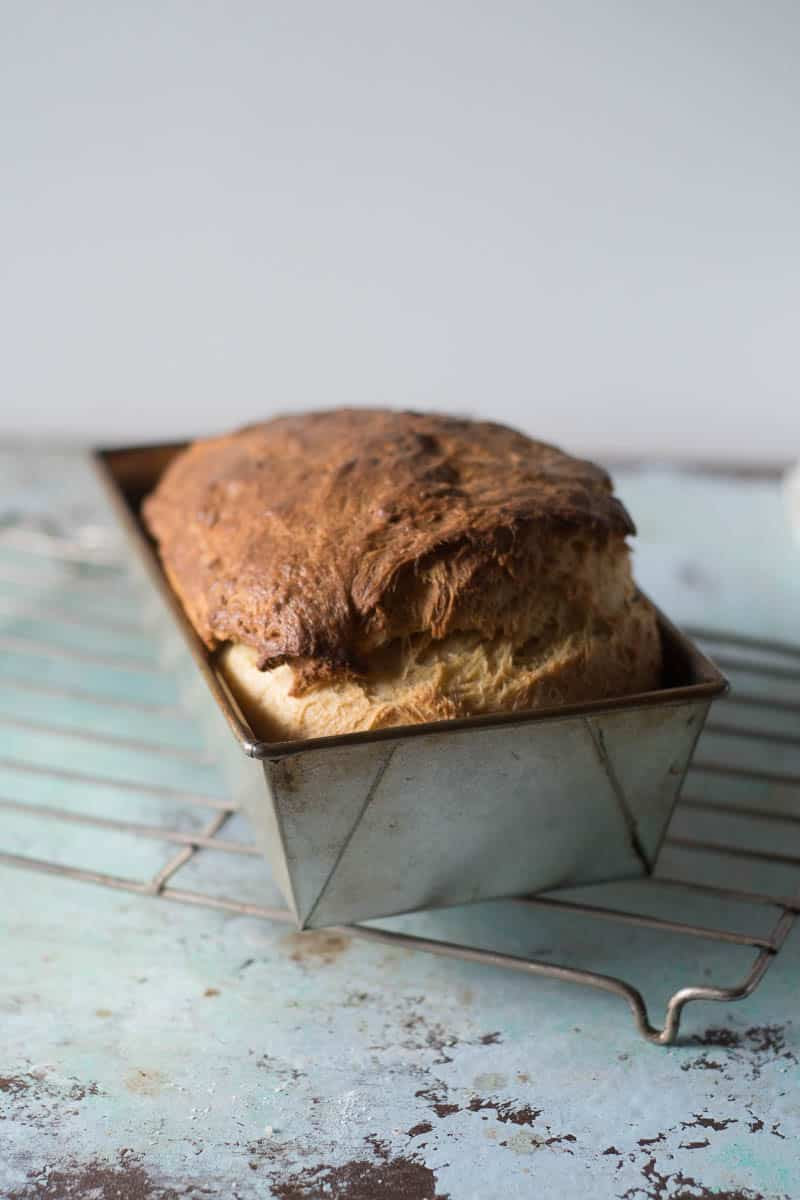 No-Knead Brioche. The easiest, best, foolproof brioche. From Blossom to Stem | Because Delicious | www.blossomtostem.net