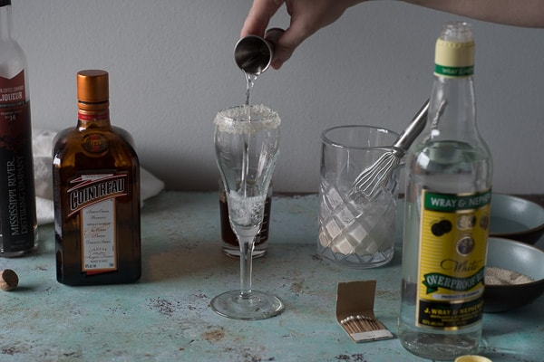 Spanish Coffee. A warm, boozy, coffee cocktail. From Blossom to Stem | Because Delicious | www.blossomtostem.net