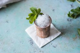 Mint Julep. From Blossom to Stem | www.blossomtostem.net