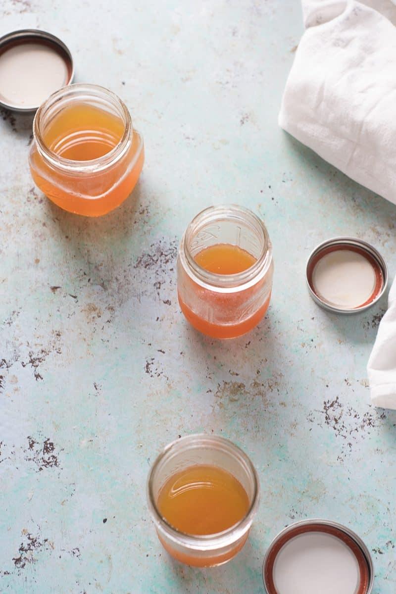 Homemade Tonic Syrup | Blossom to Stem | www.blossomtostem.net