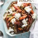 Caramelized Fennel Carrots and Walnuts