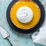 Passion Fruit Tart. From Blossom to Stem | www.blossomtostem.net
