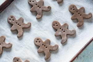 Soft Gingerbread Cookies. From Blossom to Stem | www.blossomtostem.net