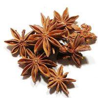 Star Anise, Whole - 1/2 Pound (8 Ounces ) - Bulk Dried Star Anise Pods Culinary Spice