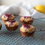 Raspberry Lemon Muffins