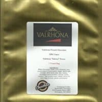 Valrhona Dulcey Blond Chocolate Feve 1/2 lb