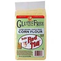 Bob's Red Mill Gluten Free Corn Flour - 24 Oz