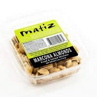 Fried and Salted Marcona Almonds, 4 Ounces