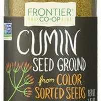 Frontier Cumin Seed Spice - Ground - 1.87 Ounces