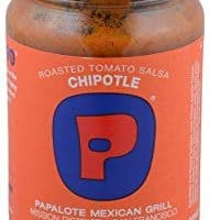 PAPALOTES Chipotle Roasted Tomato Salsa, 15.75 OZ