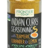 Frontier Seasoning Blends Indian Curry, 1.87-Ounce Bottle