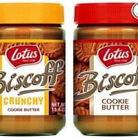 Biscoff Cookie Butter Spread (Creamy + Crunchy Combo Pack)
