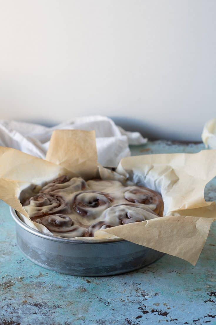 Coffee Cardamom Morning Buns