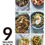 9 Salads for Summer