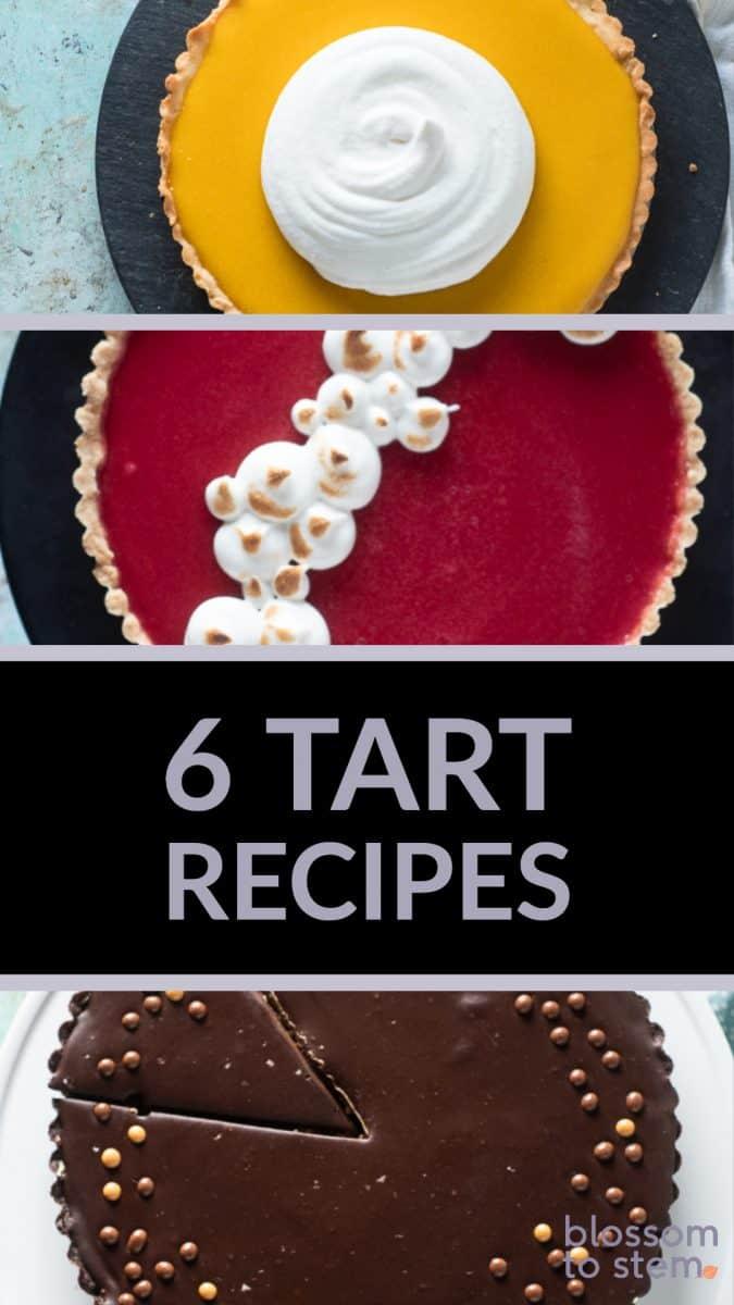 6 Tart Recipes