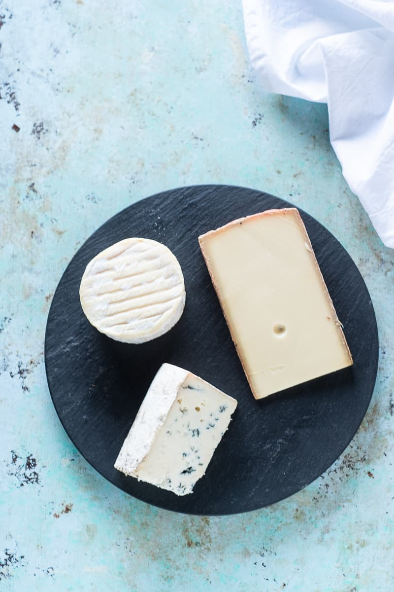 Manchester Cheese, Challerhocker Cheese, Bayley Hazen Blue Cheese