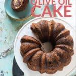Chocolate Orange Olive Oil Cake