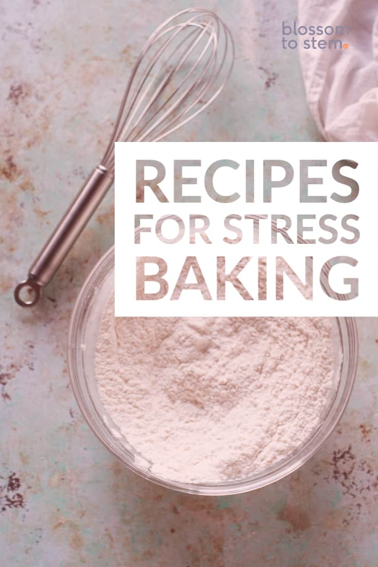 Recipes for Stress Baking