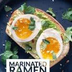 Marinated Ramen Eggs