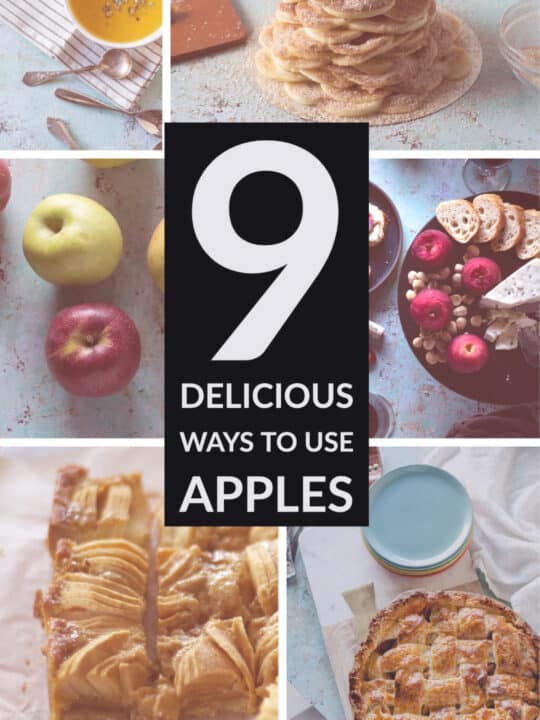 9 Delicious Ways to Use Apples