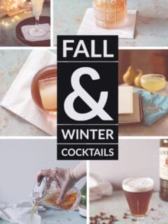 Fall & Winter Cocktails