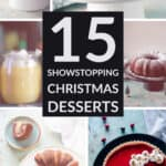 15 Showstopping Christmas Desserts